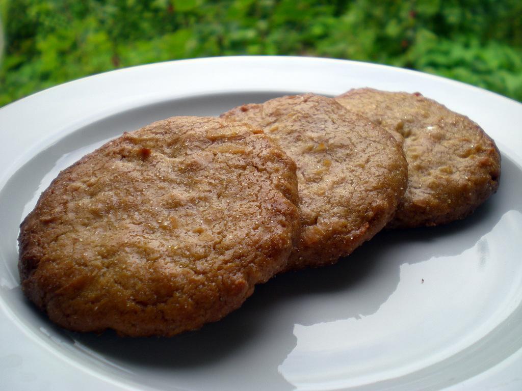 Cookies med kokos og honning…