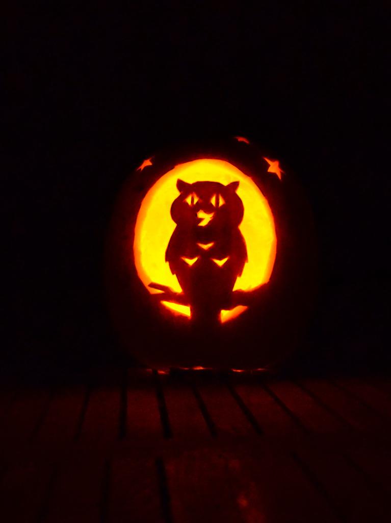 Halloween græskar…
