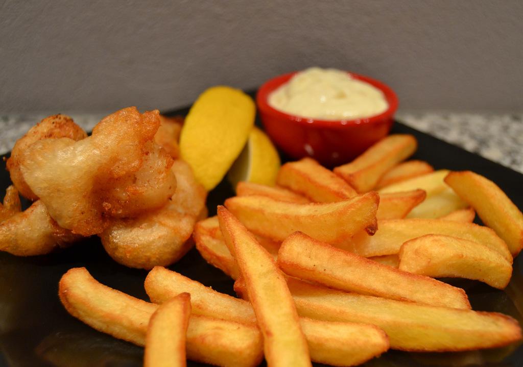 Fish n' chips…