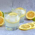 Lemonade med citron