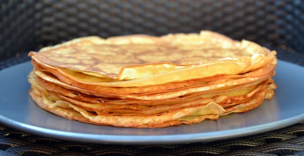 Lette og lækre pandekager…