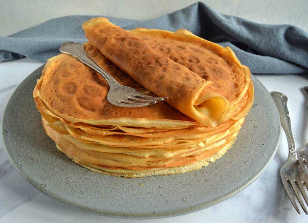 Pandekager – min bedste opskrift på pandekagedej.