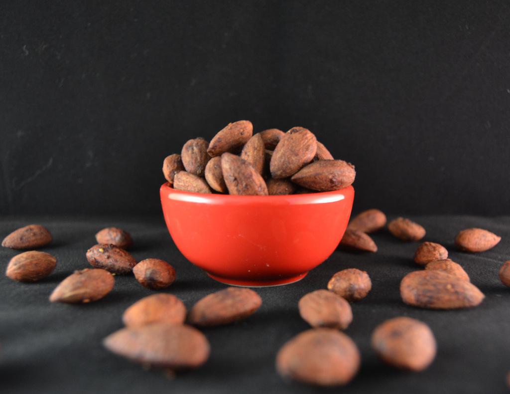 Soya mandler – en enkel og lækker snack…