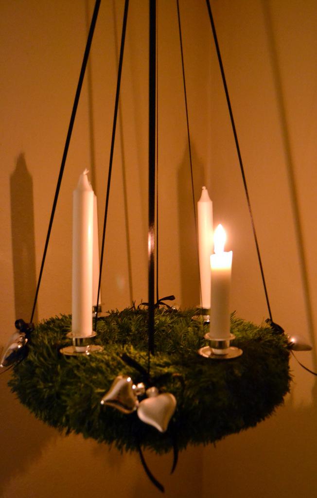 1. december – lidt om advent…