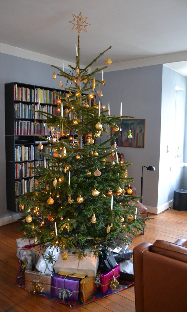 24. december – Rigtig glædelig jul…
