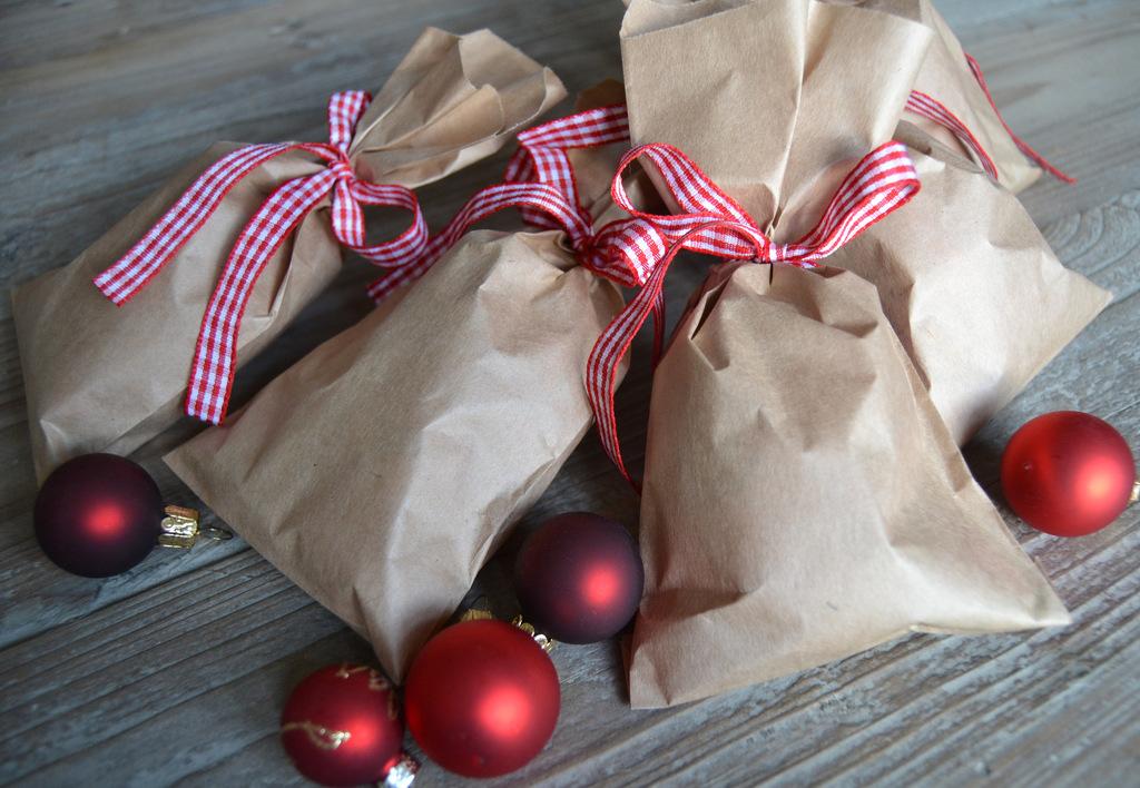 Mandelgaven julen 2013…