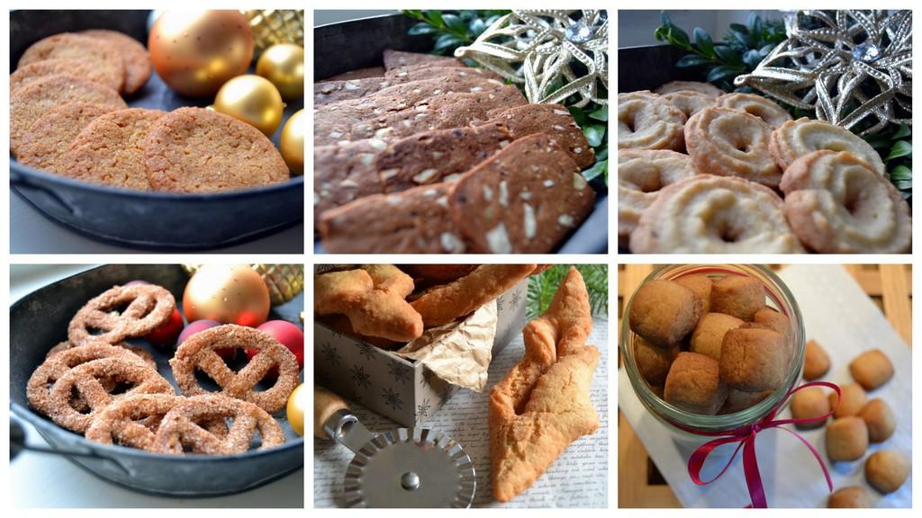 Inspiration til lækkert julebag…