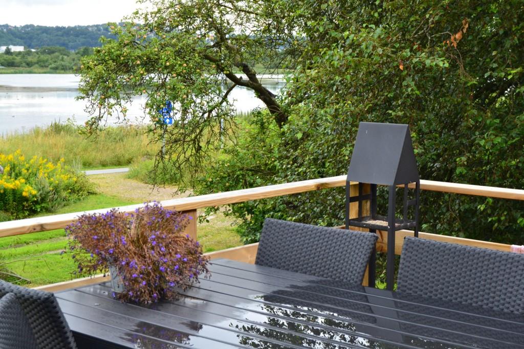 Drømme om sol og varme dage på terrassen…