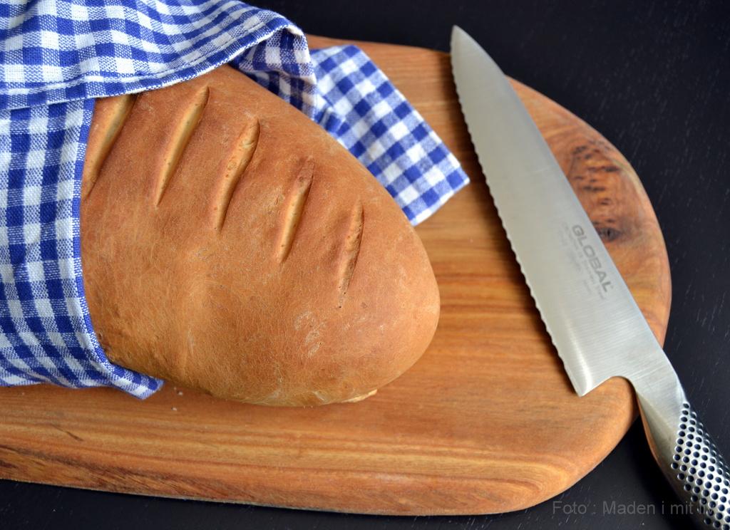 Gammeldags franskbrød…
