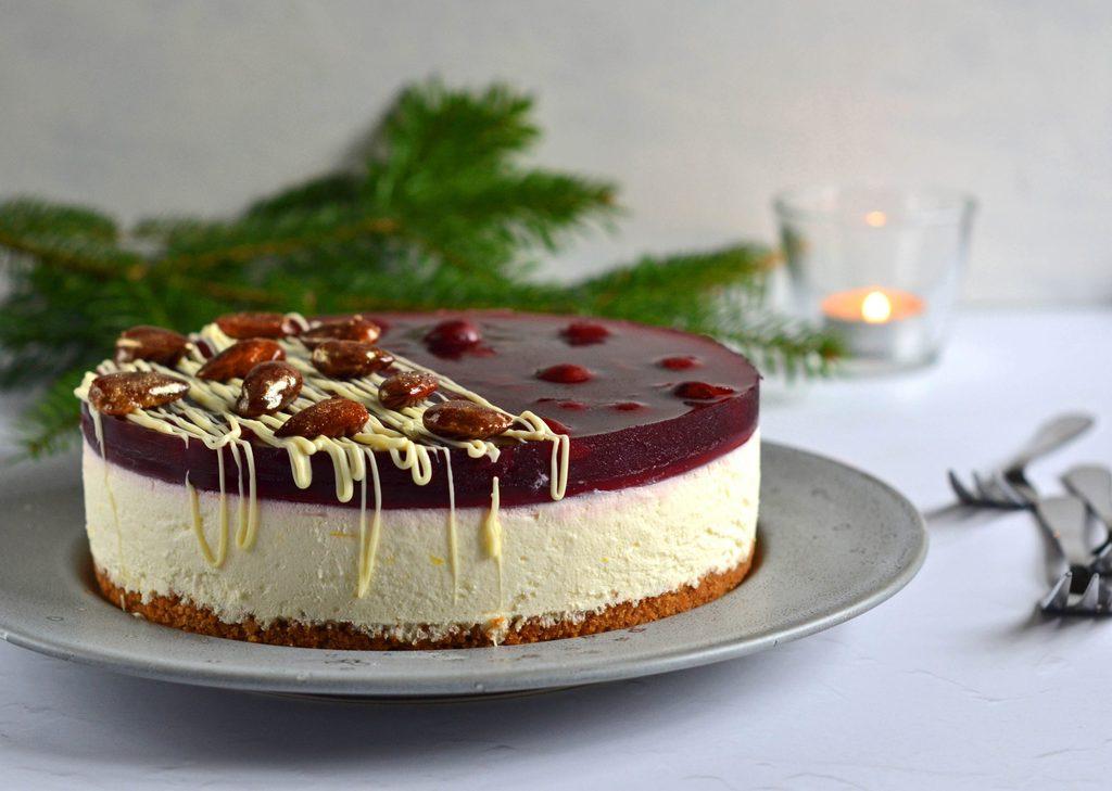 Risalamande kage – lækker opskrift på julekage.