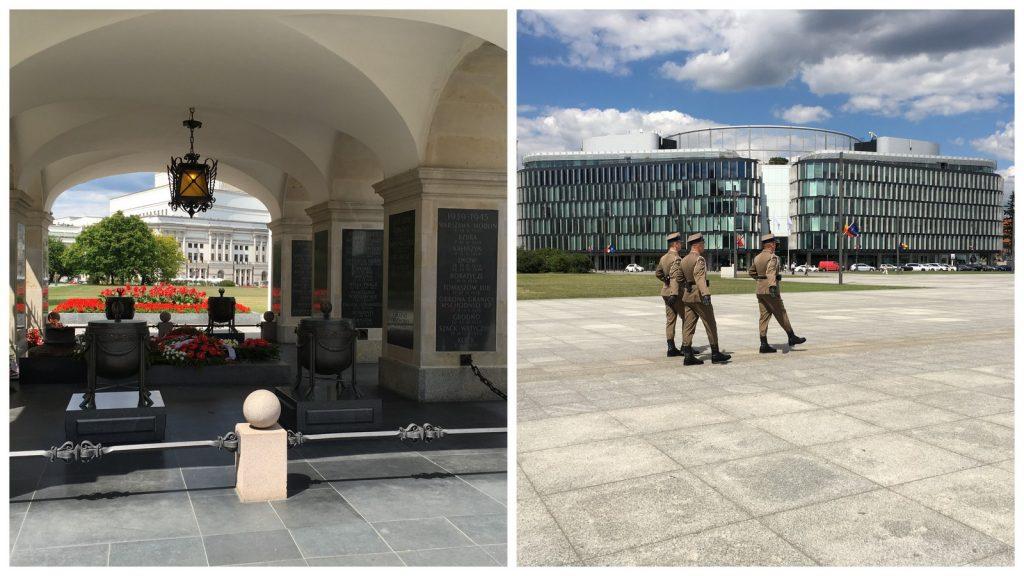 Warszawa juli 20162
