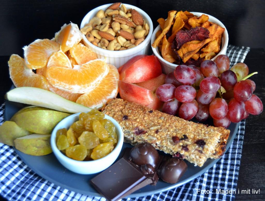 Tips, ideer og inspiration til madpakken…
