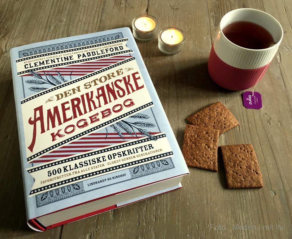 """Boganmeldelse – """"Den store amerikanske kogebog""""…"""