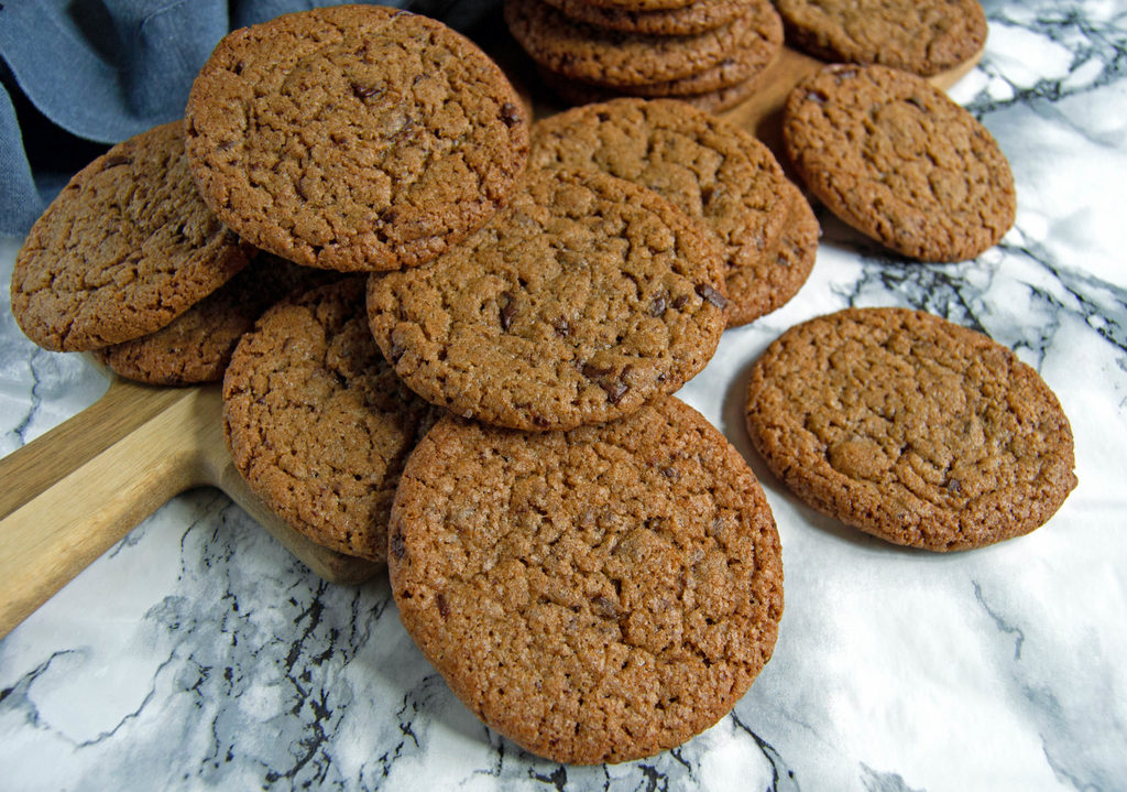 Chocolate chip cookies…