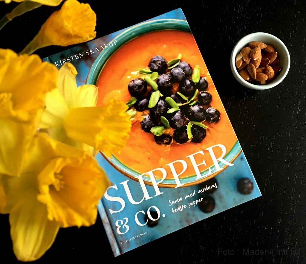 "Boganmeldelse – ""Supper & Co""…"