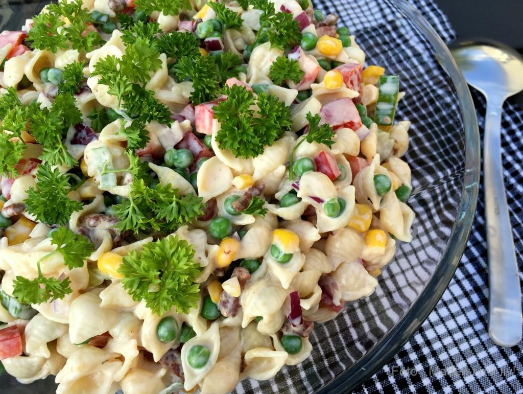 Skønne og mættende pastasalater…