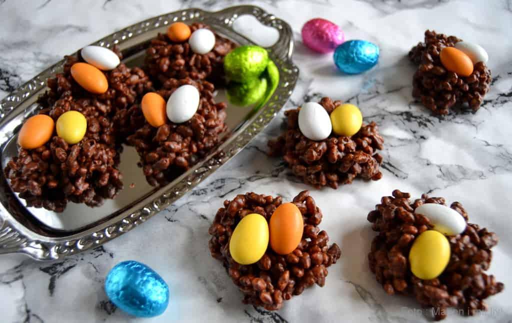 Chokolade påskereder…