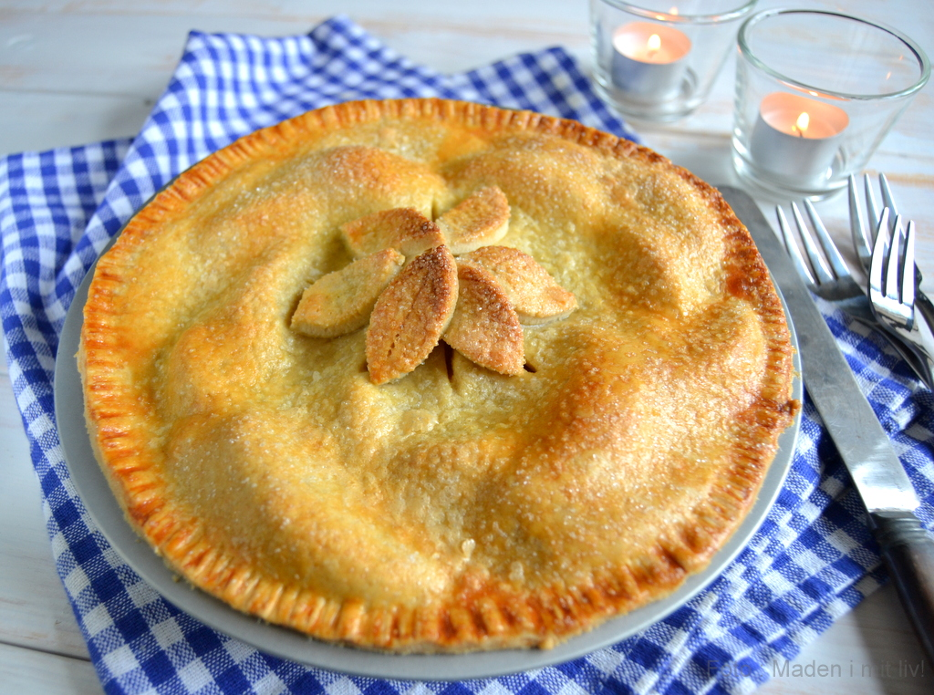 Amerikansk apple pie…
