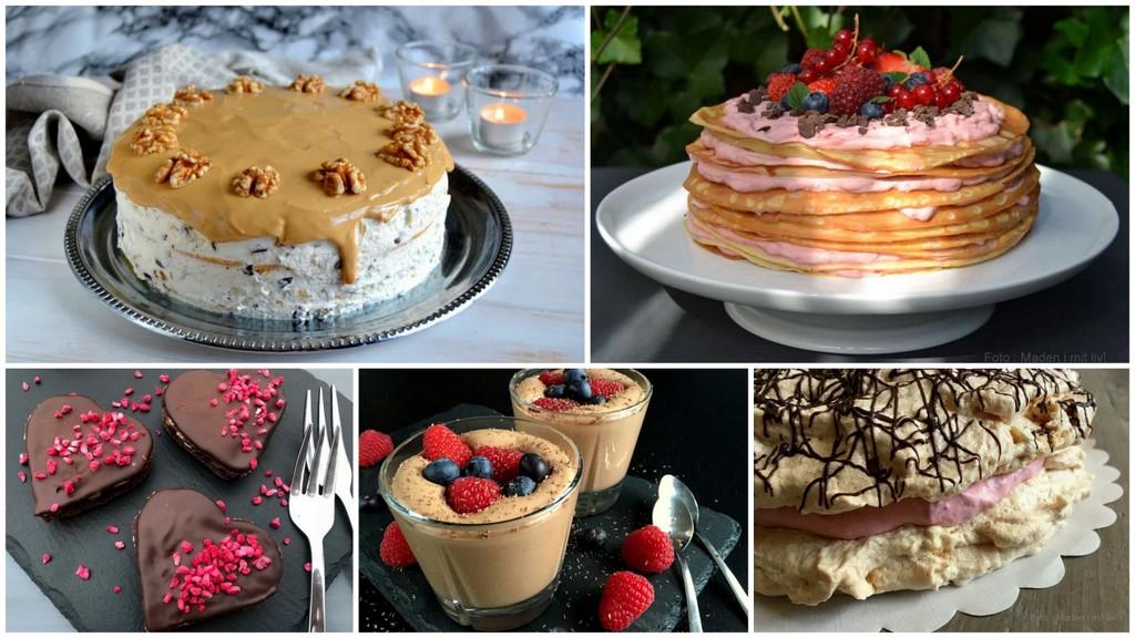 Desserter til nytårsaften…