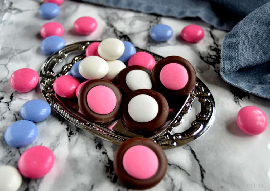 Hjemmelavede chokolade åkander…