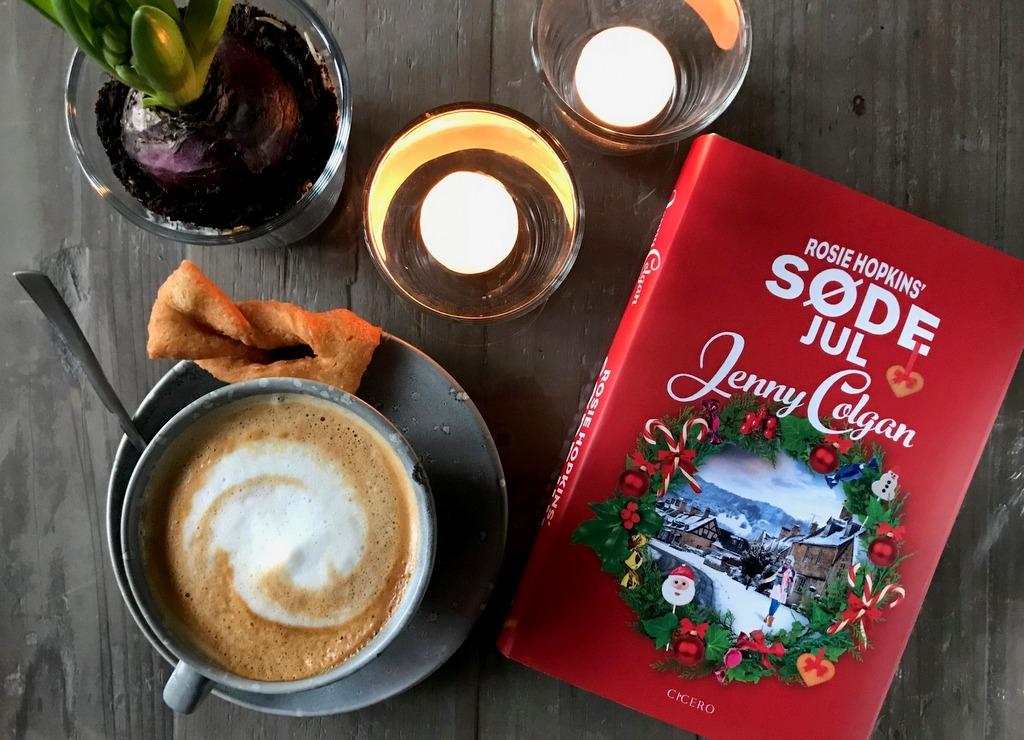 Boganmeldelse – Rosie Hopkins' søde jul…