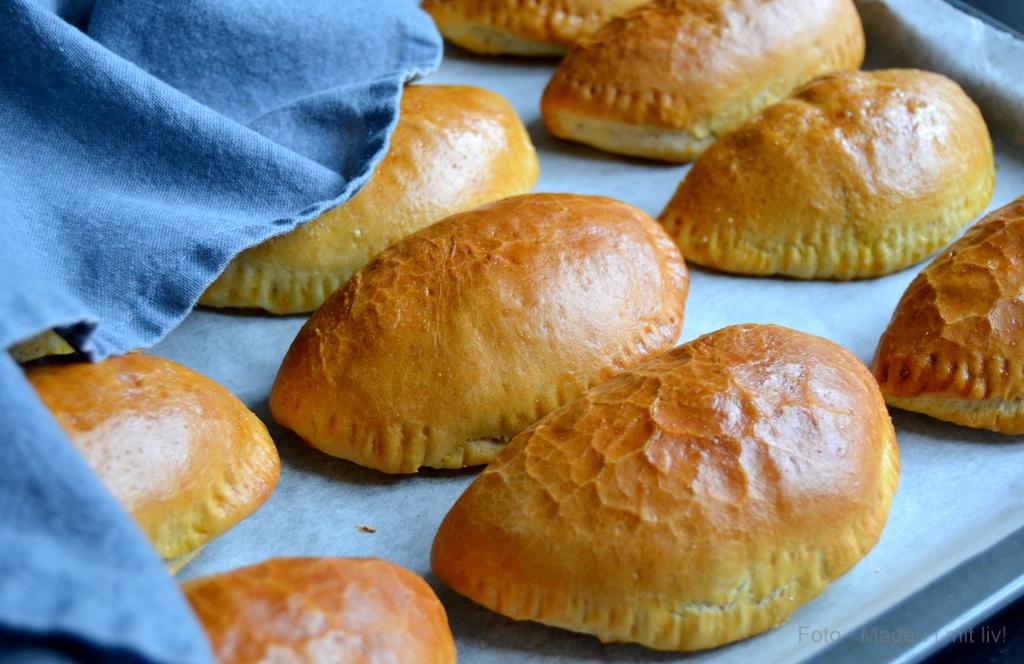 Pirogger med kartofler og rosmarin…