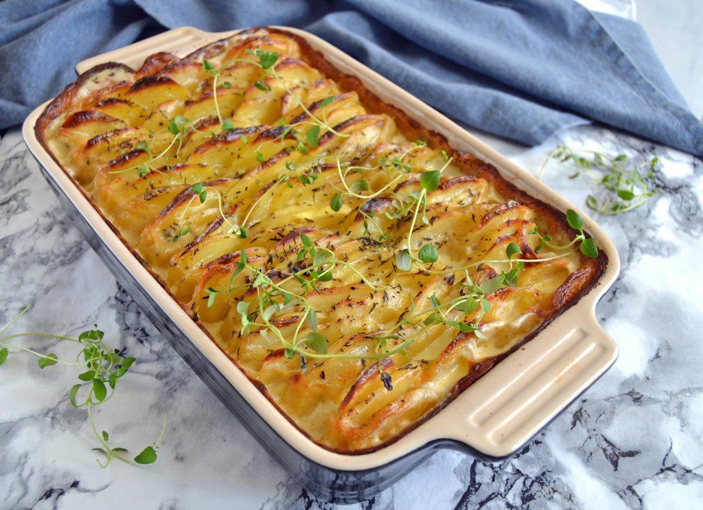 Flødekartofler…