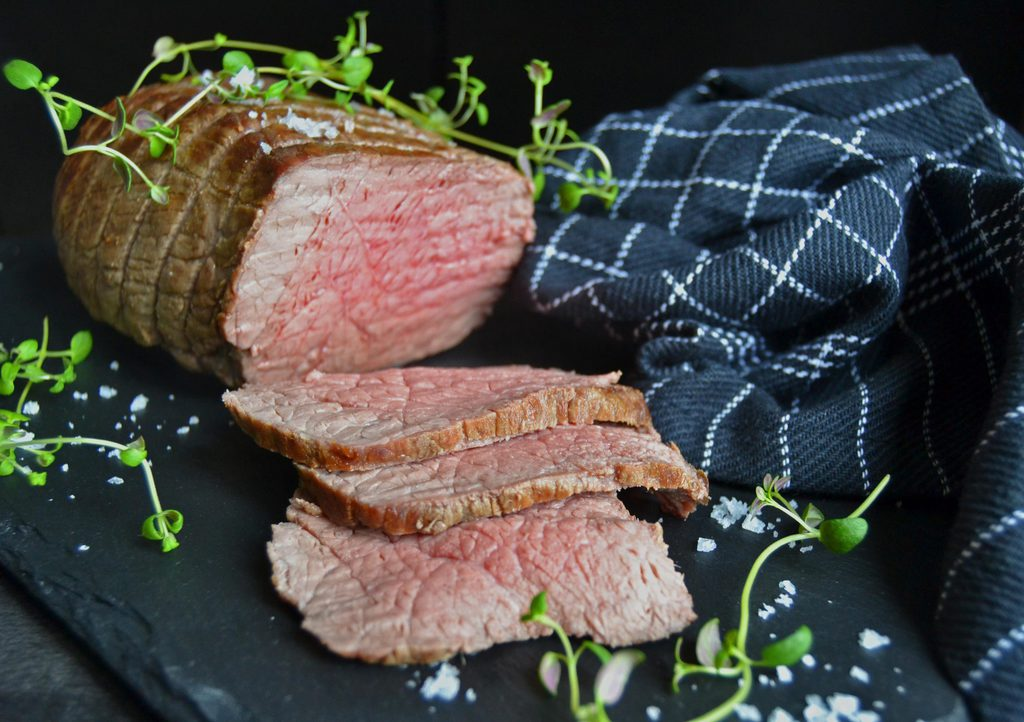 Rosastegt roastbeef…
