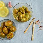 Marinerede oliven